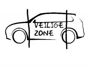 Veilige zone - Autocross